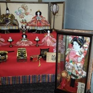3段飾りのひな人形