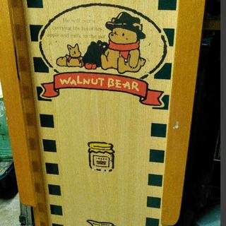 ★本格的★日本製品★大きな高級木製滑り台★