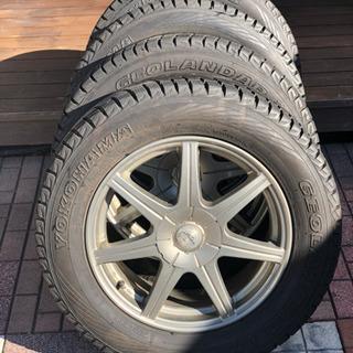 ホンダCR-V用 タイヤ