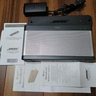 Bose サウンドリンクIII(専用クレードル付)