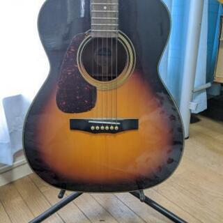 【受付終了】モーリス アコースティックギター !!左利き用!! − 愛知県