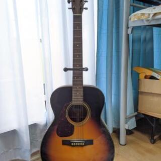 【受付終了】モーリス アコースティックギター !!左利き用!!