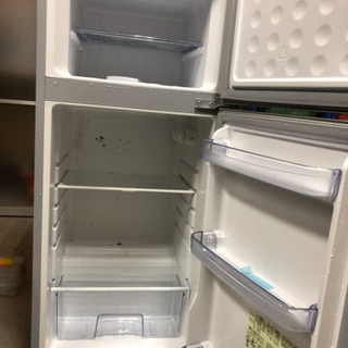SHARP単身用冷蔵庫