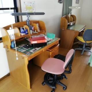 学習机、2台