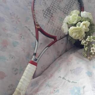 値下げ!テニスラケット5本組ボールバッグラケットバッグ付けます