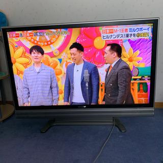 シャープ 46型液晶テレビ