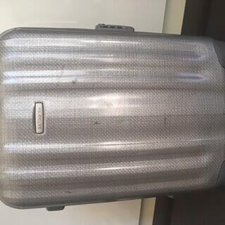サムソナイト◆機内持込・二輪スーツケース 50cm×40cm×2...