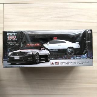 GT-Rパトカー モデル1:20   ラジコン