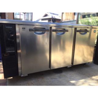 ホシザキ業務用テーブル冷蔵庫の画像