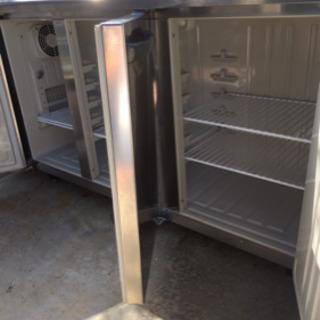 ホシザキ業務用テーブル冷蔵庫 - 家電