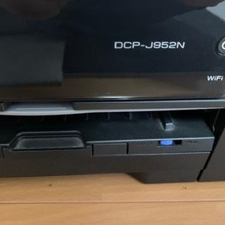 本日まで受付 中古 brother DCP-J952N  ジャンク