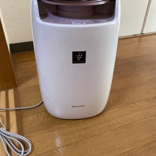 シャープふとん乾燥機 UD–AF1–W