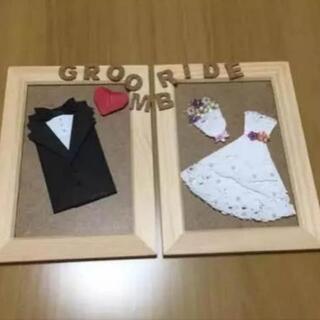 結婚式セット ウェルカムボード ネックレス イヤリング ヘアアク...
