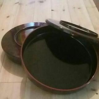中古品 寿司桶 2つセット