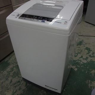 R0715) 日立 洗濯機 NW-R704  2018年製…