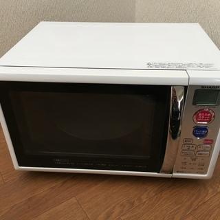シャープ 電子レンジ オーブンレンジ RE-160KS