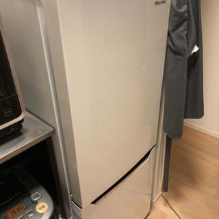 150Lハイセンス冷蔵庫単身または二人暮らし