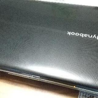 TOSHIBA dynabook t552/36 windows10/