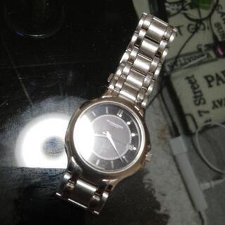 美品☆BURBERRYユニセックス腕時計