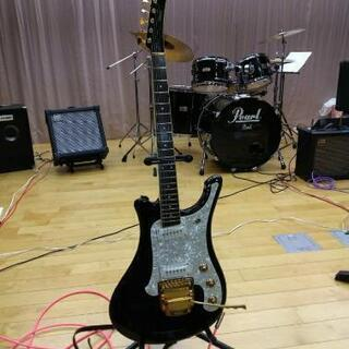親父バンド ギター・ドラム募集