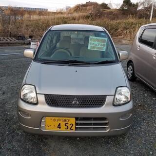 三菱 ミニカ 平成17年式 5速マニュアル