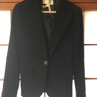 ベロア ジャケット 黒