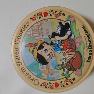 ディズニーランド クッキーの缶
