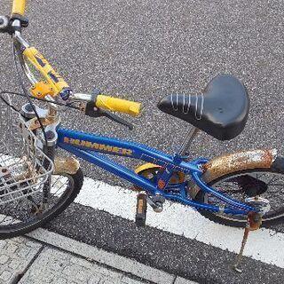 【受付終了】Hummer 子ども 自転車 18
