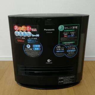 【Panasonic】加湿セラミックファンヒーター(DS-FKX...