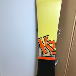 K2 スノーボード ビンディング付き その他おまけ多数⭐︎