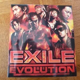 EXILE EVOLUTION (初回限定盤)(DVD付)…