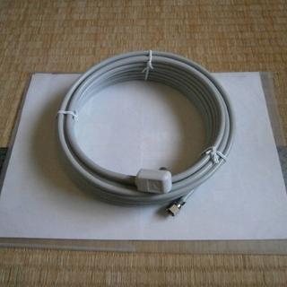 TV用4CFVケーブル10m両端処理済/北より