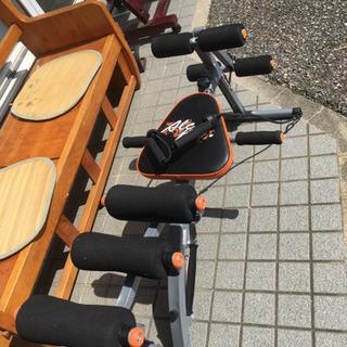 【成約御礼】ジムマシーン[Alc pro.]ウエイト/筋肉トレーニング/筋トレ/ダイエット/体力づくり/健康器具[中古品]¥550 − 愛知県