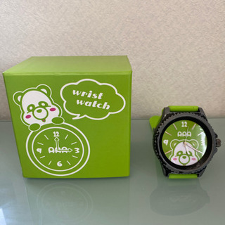 🈶【非売品】AAA腕時計
