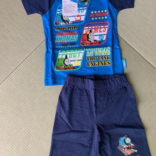 値下げ【新品 タグ付き】トーマス Tシャツ&ズボンセット☆110cm