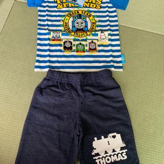 値下げ【新品 タグ付き】トーマス Tシャツ&半ズボンセット☆120cm