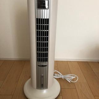 デジタルスリム冷風扇
