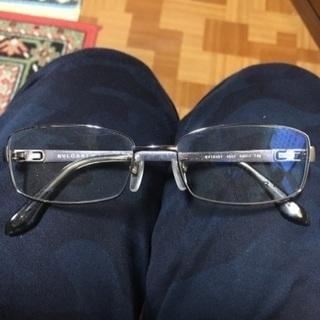 ブルガリの眼鏡👓