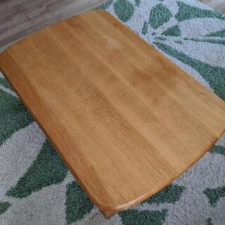 折りたたみ式 木製テーブル