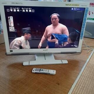 SHARP AQUOS LC-32P1液晶テレビ