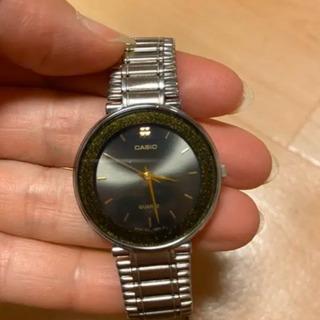 中古 CASIO腕時計 オシャレ 男性