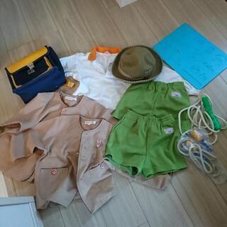 【中古】保育園、幼稚園の制服や用品