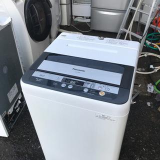 Panasonic  5キロ 洗濯機