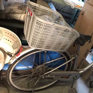 OGK 自転車の後ろカゴ