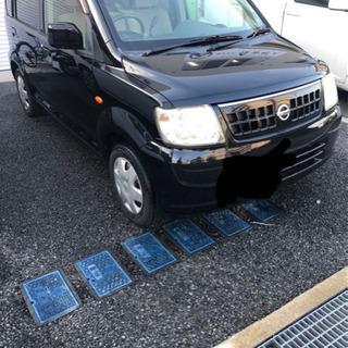 値下げしました 車検令和3年4月 軽自動車 オッティ 3万キロ ブラック ETC の画像