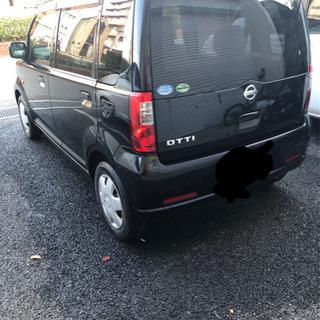 値下げしました 車検令和3年4月 軽自動車 オッティ 3万キロ ブラック ETC  - 尼崎市