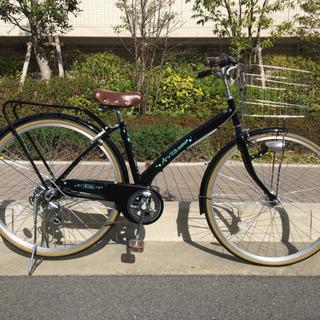 自転車27インチ(Arvita)超美品