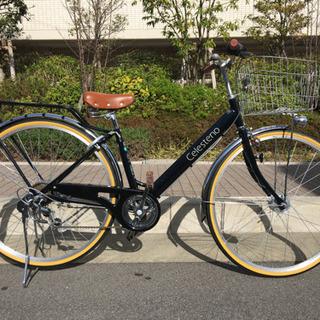 自転車27インチ(Celesteno)超美品