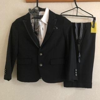 《終了》男の子 スーツ 120 ミチコロンドンの画像