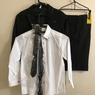 《終了》男の子 スーツ 120 ミチコロンドン - 鎌倉市
